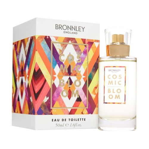 Bronnley Eclectic Elements Collection Cosmic Bloom 50ml EDT Spray