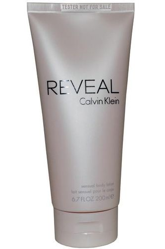 Calvin Klein Reveal Sensual Body Lotion 200ml tester