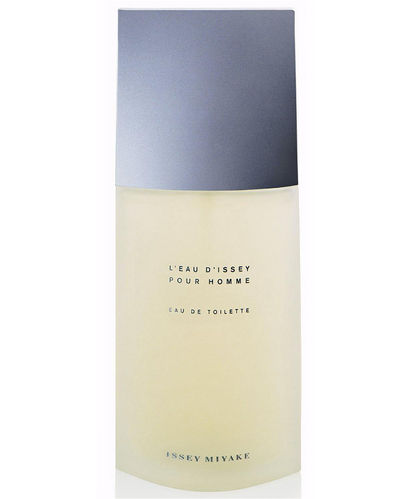 Issey Miyake L'eau D'issey Pour Homme 125ml EDT Spray tester