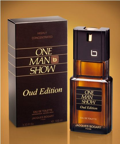 Jacques Bogart One Man Show Oud Edition100ml edt Spray