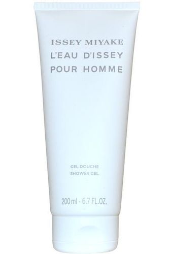 Issey Miyake L'Eau D'Issey Pour Homme Body Wash 200ml