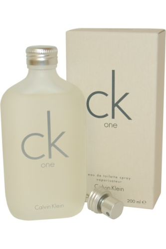 Calvin Klein CK One 200ml EDT Spray