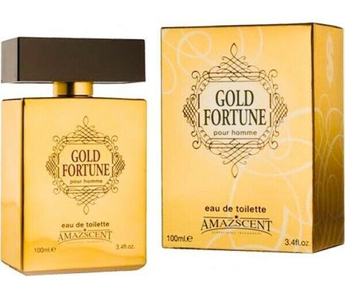 Gold Fortune Pour Homme 100ml EDT Spray
