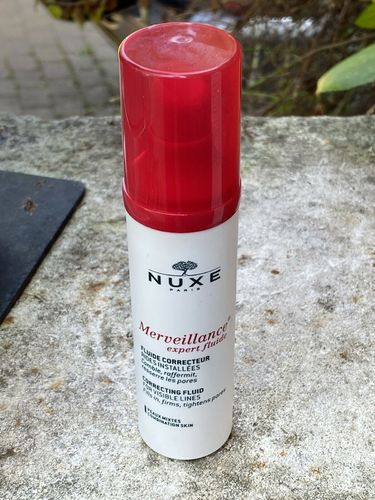 Nuxe Correcting Fluid For Visible Lines 50ml Damaged Box