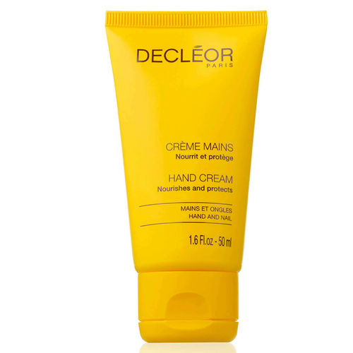 Decleor HAND CREAM Nourishes and Protects Hands and Nails 50ml Shea Butter & Vitamin E